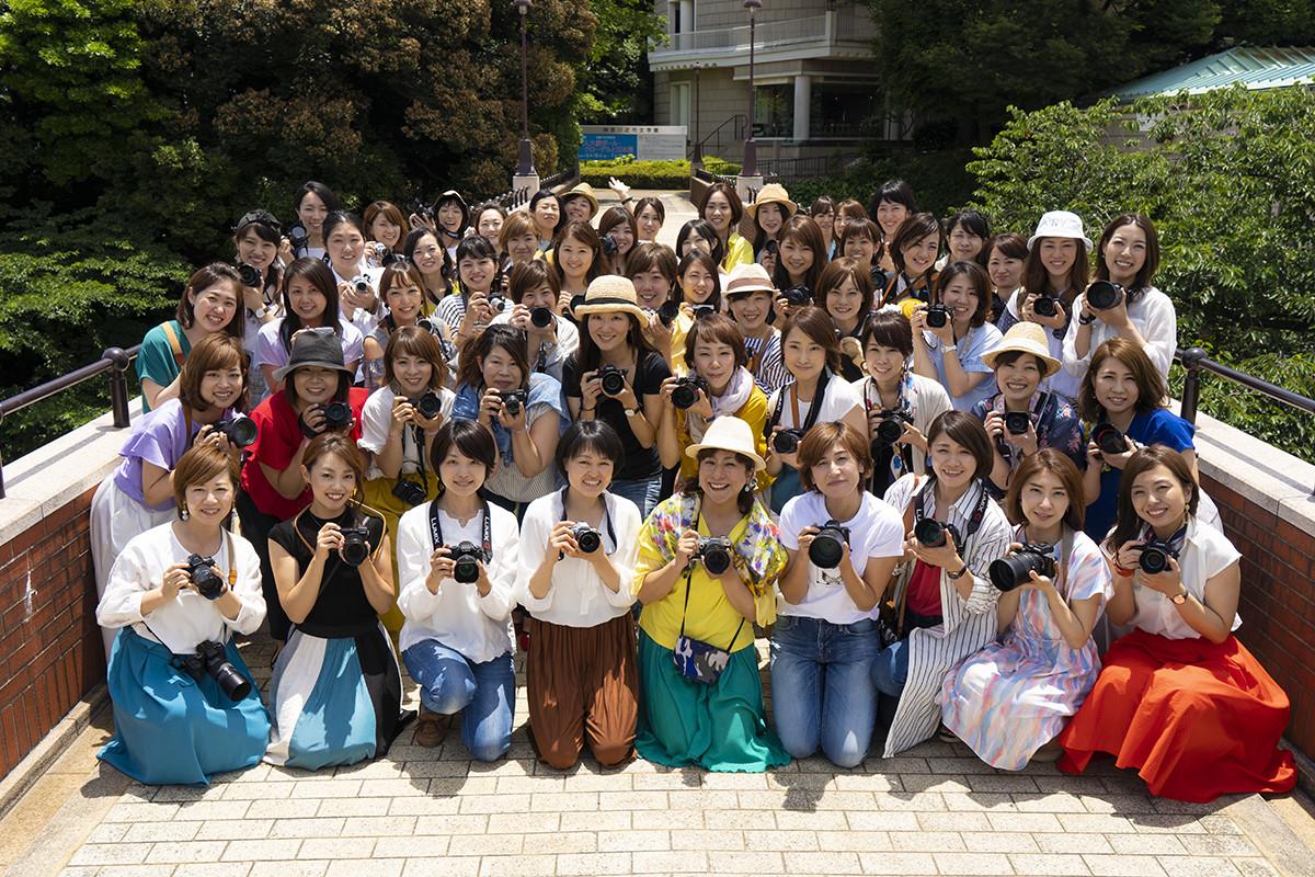 山本まりこ先生によるエアリーフォトセミナー@横浜